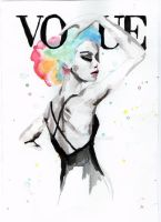 VOGUE by AnjaPanya