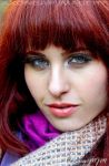 Killer Eyes by AXImagery