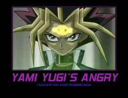 Epic Yami Yugi by CanadianGal11