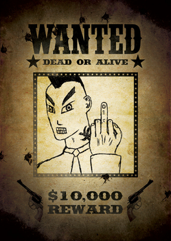 Wanted by Maven357