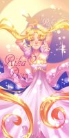 Princess Serenity with process by rika-dono