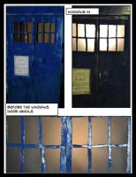 My TARDIS w.i.p by HaHaIScareU