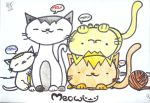 Meow by xuelitang03