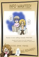 INFO WANTED --Contest ended-- by yamekaze