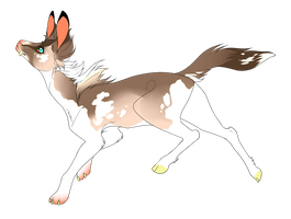 Piebald Adopt CLOSED by DoctorCritical