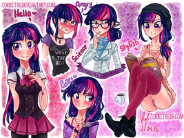 Human-Twilight-Thing by Zorbitas