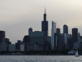 Chicago by guntama