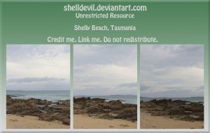Shelly Beach Stock by shelldevil