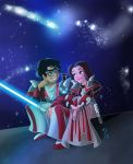 Star Wars Lovers by Nippy13