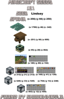 Minecraft Weekly Seed 02 by Black-and-Red-Dragon