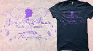 G.R.R.Martin Wedding Planner-Design - PLEASE VOTE! by Eeren
