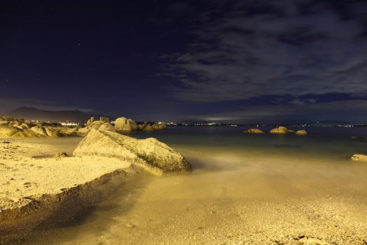 nocturnalbeach by DarkBeCky-StOcK