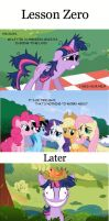 Y U NO LISTEN TO TWILIGHT by Kaidrin1