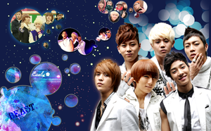BEAST WALLPAPER by ciael