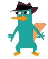 Perry the Platypus 'Agent P' by Percyfan94