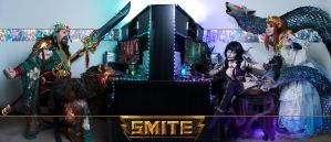 SMITE: Gaming. by KassandraLeigh