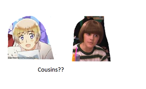 Finland's hair looks like Coconut Head's by starfire437