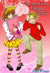 Junie B. Jones and Meanie Jim Valentine by YuniNaoki