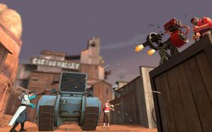 A Simple Match of MVM by AmberReaper