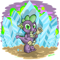 Spike by malamol