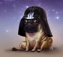 Darth Chico by fubango