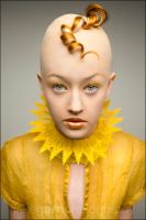 Bare Series Yellow by jakegarn