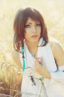 Final Fantasy X - Yuna - 02 - by beethy