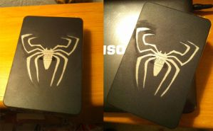 Spider-Man External HD Graphic by thehippie7