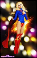 My New Supergirl by tiangtam