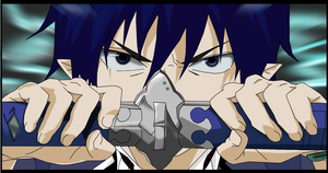Blue Exorcist by Princekarr