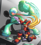 Nightmare Blow by ultimatemaverickx
