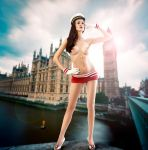 London Calling I by Staged