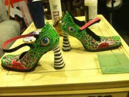 Carrion Shoes by carrion-heart