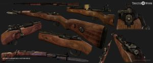 Kar98k by Volcol