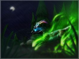 .:Fire Through the Rain:. by ZIODYNES