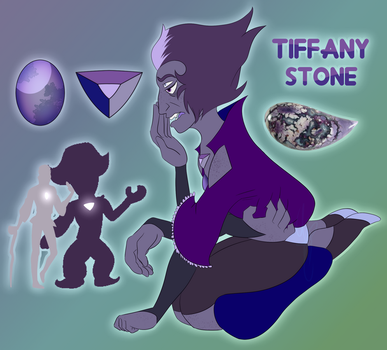 Fusion: Tiffany Stone! (Part Two) by PineappleSan