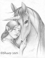 Josie's Unicorn by Taesa