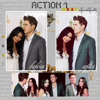 __zanessa: 'Lighten' Action 1 by ifaithfully
