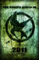 The Hunger Games Teaser Poster by Lina6y