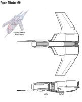 Fighter Design 4 Shabazik by EveLWillow