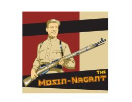 Mosin Nagant by MercenaryGraphics