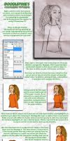 Colouring Tutorial by DoodlePixie