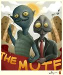 The Mute Colab by wdfxy