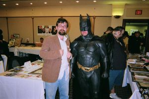 Batman and Me by herbertzohl