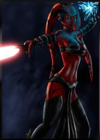 Darth Talon by Raikoh-illust