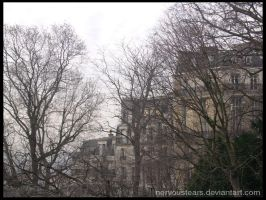 Hidden Paris by NervousTears