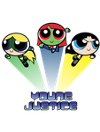 Young Justice :: Sugar, Spice and Magic by OrthopedicUnderwear