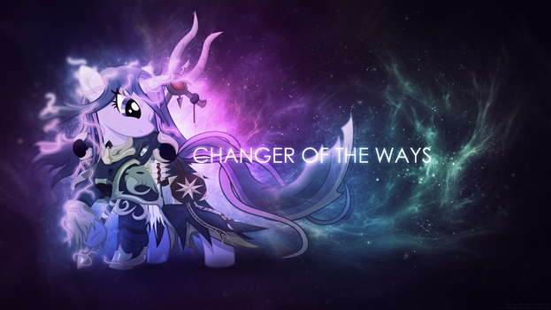Changer of the Ways [Collab with DJ AppleJ Sound] by PortalArt