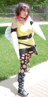 JaFax Day 1 Beedrill by FrogDailey