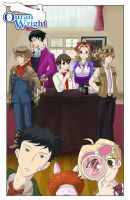 Ouran Wright - Title Chapter 1 by pixlem